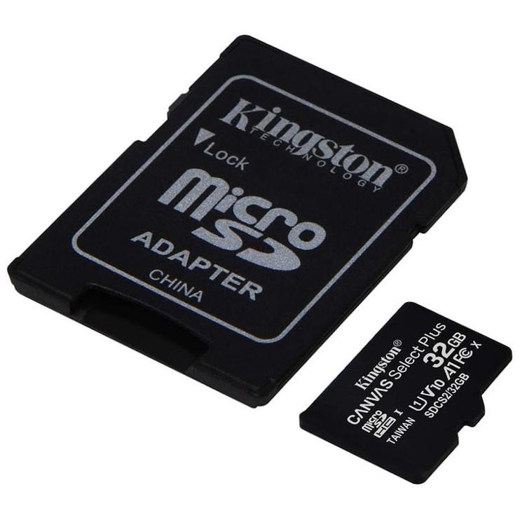 Mälukaart Kingston SDCS2/32GB, 32 GB