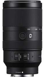 Sony E 70-350mm F4.5–6.3 G OSS Lens Black