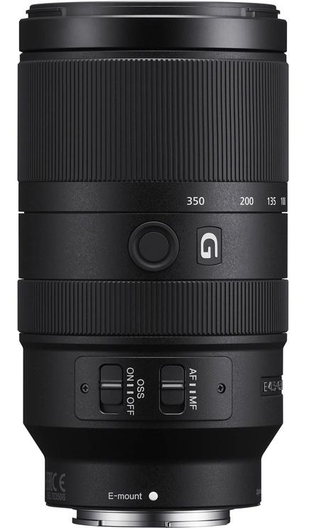 Sony E 70-350mm F4.5–6.3 G OSS Lens Black