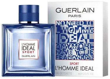 Tualetes ūdens Guerlain L`Homme Ideal Sport 50ml EDT
