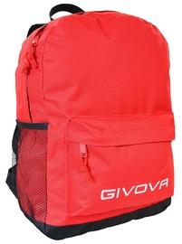 Givova School Backpack Red