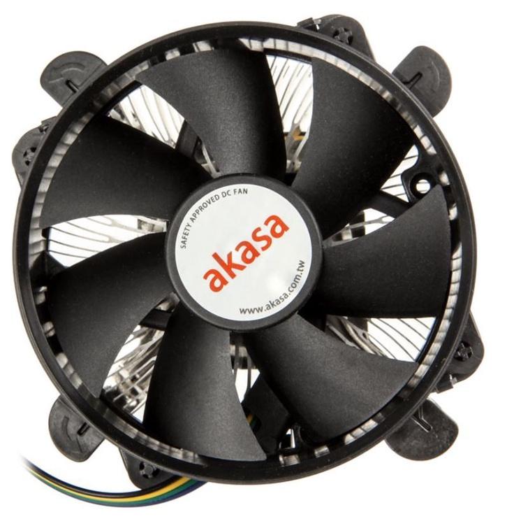 Akasa Fan AK-CCE-7101CP Black
