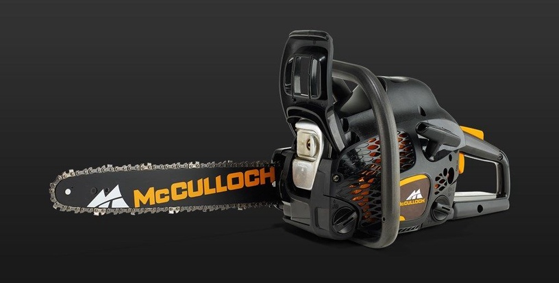 Бензопила McCulloch CS 42S, 1500 Вт, 40 см