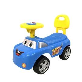 Žaislinė paspiriama mašina 618B, mėlyna