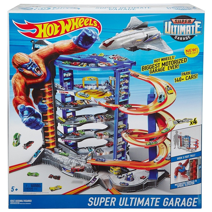 Mattel Hot Wheels Super Ultimate Garage Play Set FDF25