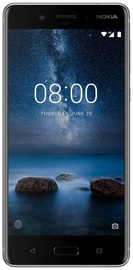 Nokia 8 LTE 64GB Dual Steel