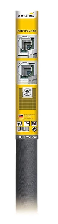 Schellenberg Mosquito Net 100x250cm Grey