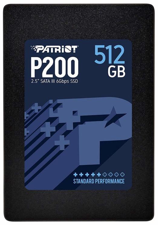 "Patriot P200 2.5"" SSD 512GB"