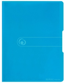 Herlitz Display Book Easy Orga A4/20 Transparent Blue 11207354