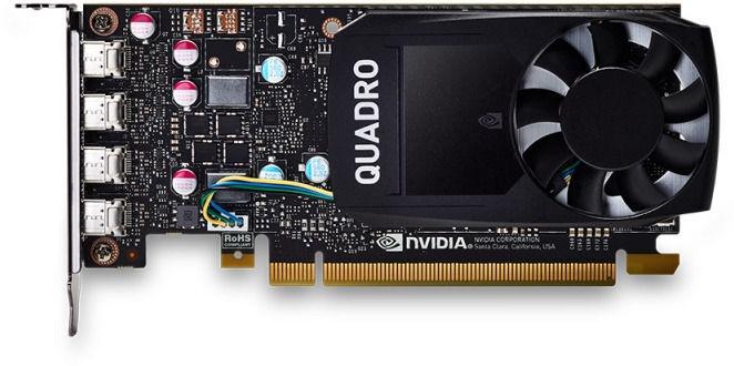 Vaizdo plokštė PNY Quadro P620 VCQP620DVIV2-PB 2 GB GDDR5