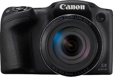 Digifotoaparaat Canon PowerShot SX430 IS Black