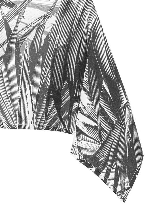 Скатерть Ameliahome Oxford AH Tucan, 110x160 см