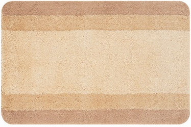 Spirella Balance Bathroom Rug Light Brown