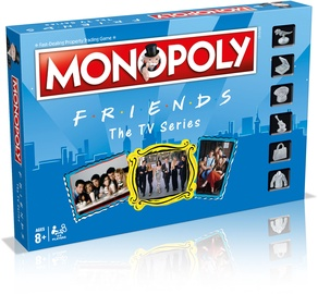 Habro Monopoly Friends The TV Series ENG