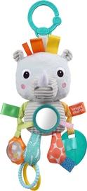 Игрушка для коляски Bright Starts layful Pals Rhino, многоцветный