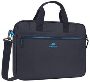 "Rivacase Laptop Bag Regent 15.6"" Black"