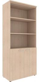 Skyland XTEN Office Cabinet XHC 85.5 Tiara Beech