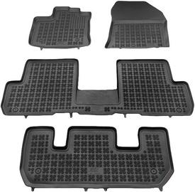 REZAW-PLAST Dacia Lodgy 2012 Rubber Floor Mats