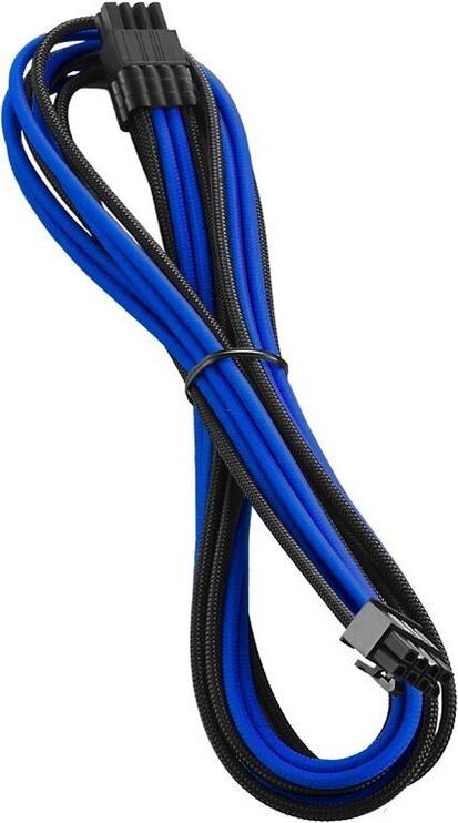 CableMod C-Series PRO ModMesh 8-pin PCI-e Cable Corsair AXi/HXi/RM Yellow Label 60cm Black/Blue