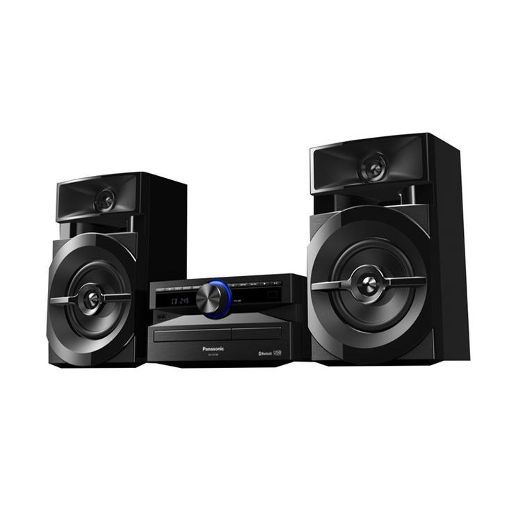 Keskus muusika SC-UX100E-K Panasonic