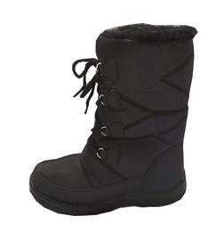 Moteriški sniego batai, su aulu, juodi, 38 dydis