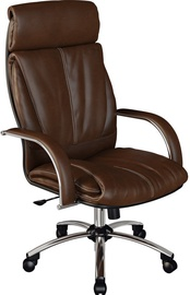 MN Office Chair Brown LK-13