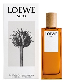 Tualetes ūdens Loewe Solo EDT, 50 ml