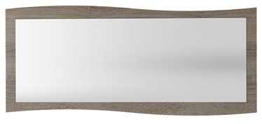 CMF Group Geneva Mirror 90x60cm Oak