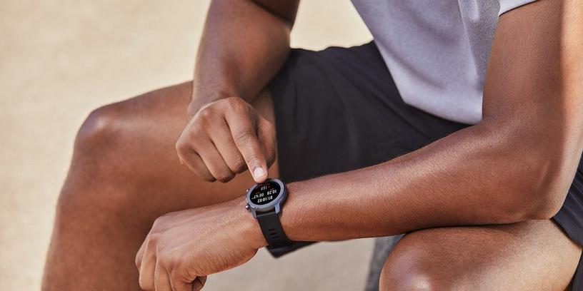 Išmanusis laikrodis Amazfit GTR 42mm Starry Black