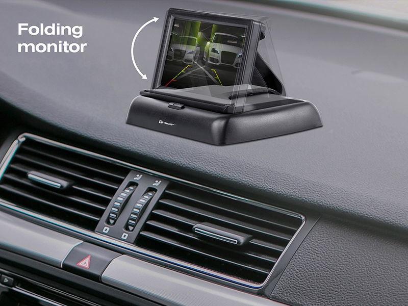 Tracer Car Rear View Camera
