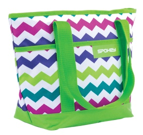 Spokey Acapulco Beach Bag Green