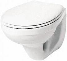 KOLO Idol Wall-Hung WC with Lid White