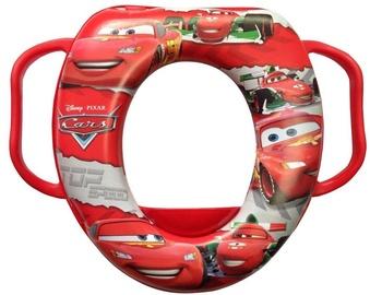 Сиденье для унитаза Keeeper Cars, красный