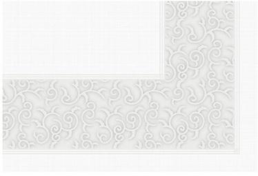 Pap Star Casali Tablecloth White 80x80cm