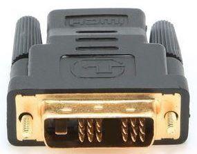Natec Adapter HDMI to DVI-D Black