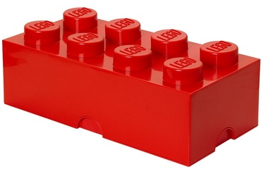 LEGO Storage Brick 8 Large Red