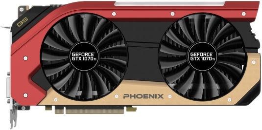 Gainward GeForce GTX 1070 Ti Phoenix GS 8GB GDDR5 PCIE 426018336-4016