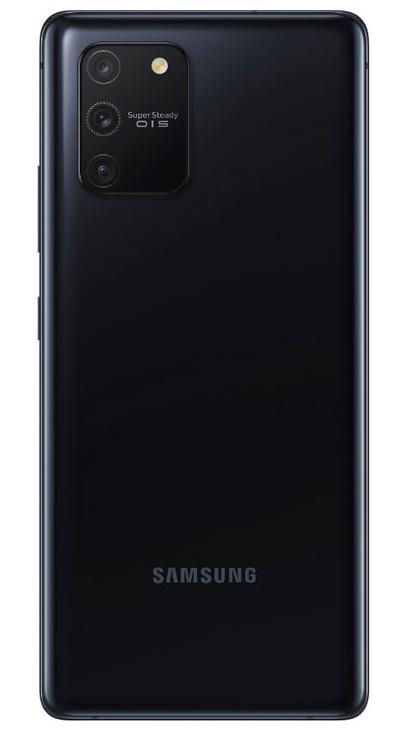 Išmanus telefonas Samsung Galaxy S10 Lite Black