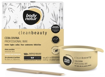 Vaha Body Natur Clean Beauty, 100 ml
