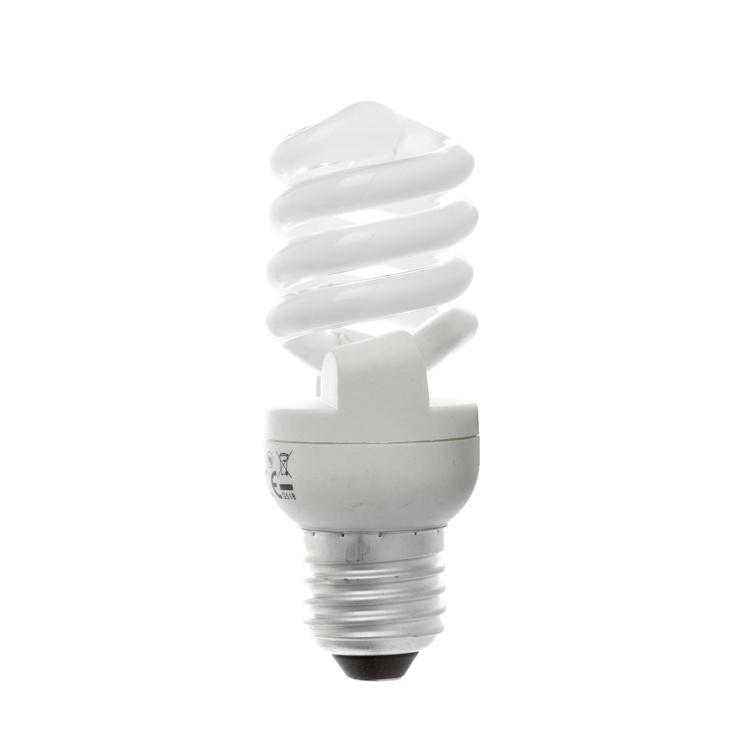 Kompaktinė liuminescencinė lempa Osram T3, 13W, E27, 2700K, 900lm