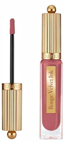 Губная помада Bourjois Paris Rouge Velvet Ink Pink Par-tea, 3 мл