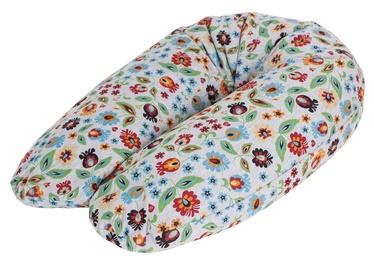Ceba Baby Feeding Pillow Physio Multi Jersey Folklore