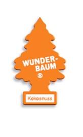 Automobilių oro gaiviklis Wunder-Baum Coconut