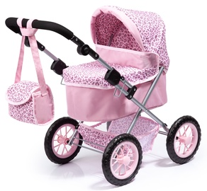 Тележка Bayer Trendy Pram Pink 13002AA