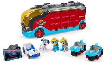 Spin Master Paw Patrol Mighty Pups Super Paws Cruiser