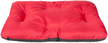 Amiplay Basic Rectangular Cushion M 55x45x6cm Red