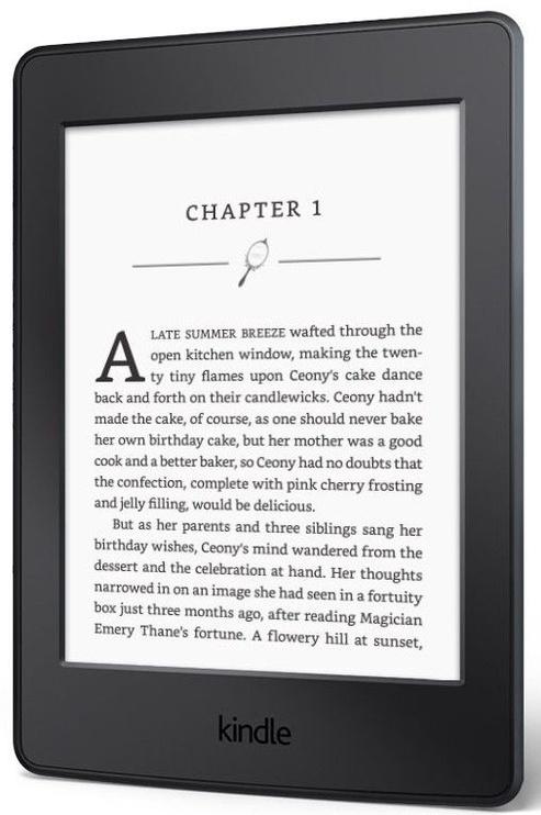 Elektroninė knygų skaityklė Amazon Paperwhite, 4 GB