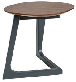 Signal Meble Table Lawa Bianka B Nut/Graphite