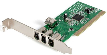 StarTech PCI1394MP 4 x FireWire Adapter Card