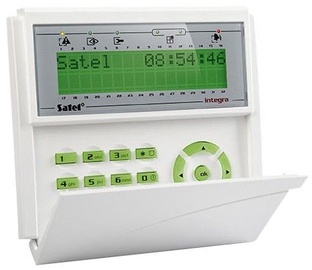 Satel INT-KLCD-GR LCD Keypad for Integra Control Panel